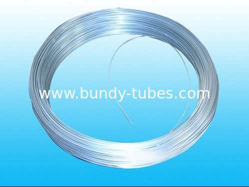 6 * 0.65 mm Galvanized Steel Tube For Air Conditioning With The National Standard
