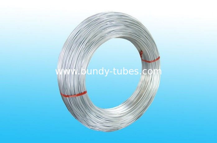 Round Hot Zn Coated Galvanized Steel Tube 6mm X 0.65 mm GB/T 23134-2008