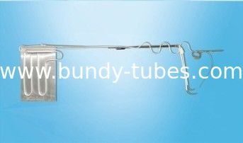 Aluminum Pipe Bond Evaporators Is Safety And Durability