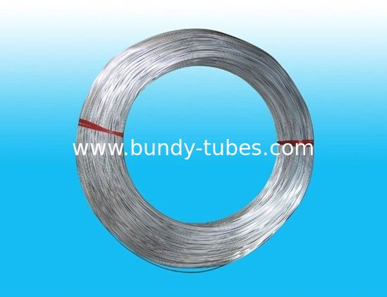 Round Cold Drawn Welded Tubes / Freezer Tubes 6.35 * 0.7 mm