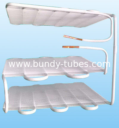 Wire Tube Refrigeration Evaporators With 0.6mm Thickness Be Energy-Saving
