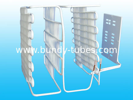 Wire Tube Refrigeration Evaporators With 4.0mm Diameter for cooling system